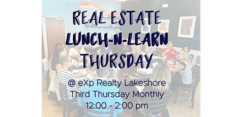 Lunch-N-Learn w/ The Future of Real Estate! tickets