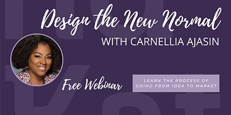 Design The New Normal Free Webinar tickets