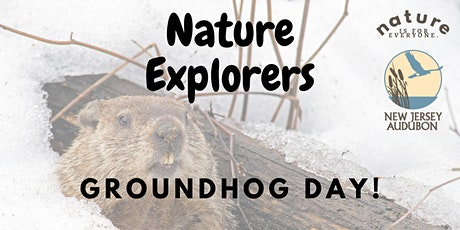 Nature Explorers: Groundhog Day! tickets