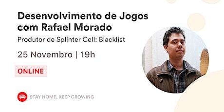 Desenvolvimento de Jogos com Rafael Morado  | Le Wagon BH tickets