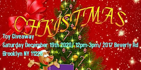 EPIC Ministry Christmas Toy Giveaway 2020 tickets