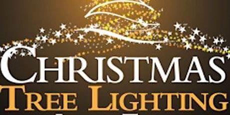 Christmas Tree Lighting tickets