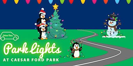 ParkLights at Caesar Ford Park tickets