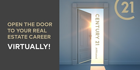 Virtual Century 21 Affiliated Career Night!!! tickets