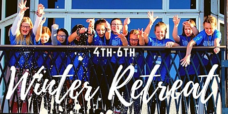 4th-6th Grade Winter Retreat tickets
