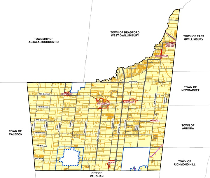 Township of King Rural Zoning By-law Review - Virtual Public Open Houses image