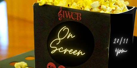 """Inner West Community Band presents """"On Screen"""" tickets"""