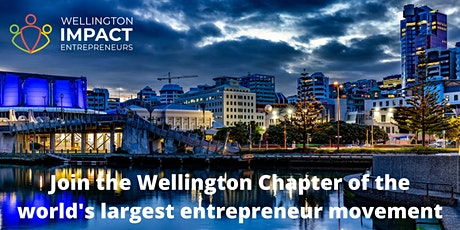 Wellington Impact Entrepreneurs - December 2020 tickets
