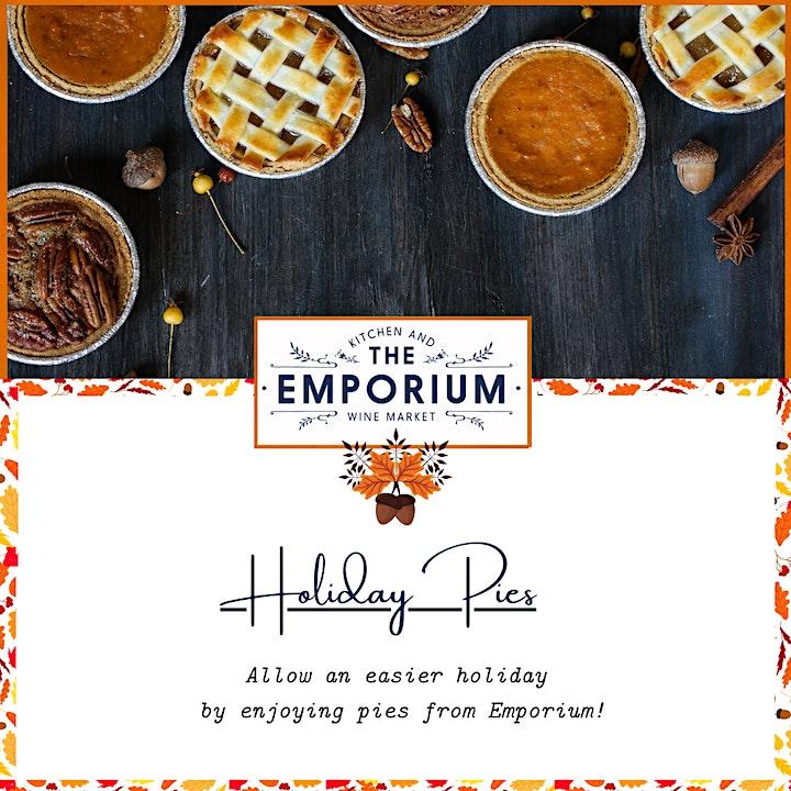 Thanksgiving Pies image