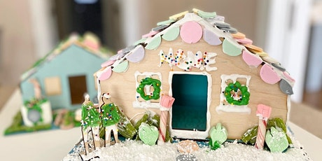 Build  a Holiday House tickets
