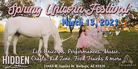 Spring Unicorn Festival tickets