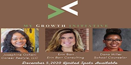 My Growth Initiative 2020 tickets