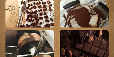 Cocoa To Chocolate Training Course - March 2021 tickets