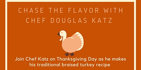 Chase the Flavor with Chef Douglas Katz tickets