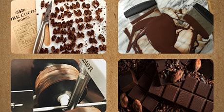 Cocoa To Chocolate Training Course - November 2021 tickets