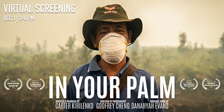 In Your Palm: Screening & Discussion tickets