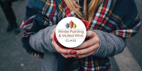 Winter Painting and Mulled Wine Class tickets