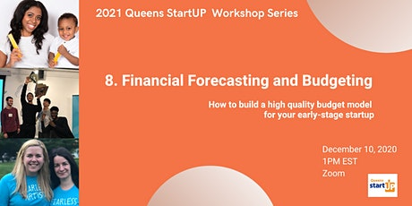 Financial Forecasting and Budgeting tickets