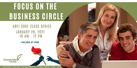 Focus on the Business Circle tickets