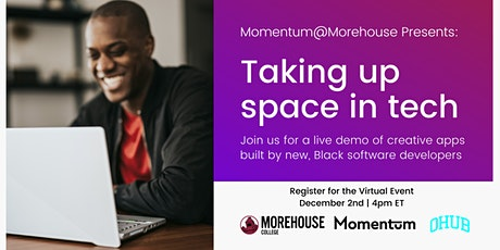Momentum@Morehouse Demo Day and Graduation tickets