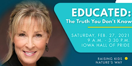 Educated: The Truth You Don't Know tickets