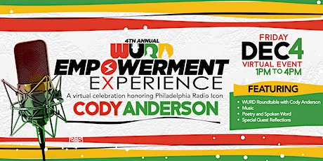 WURD Radio's Empowerment Experience (Virtual) tickets