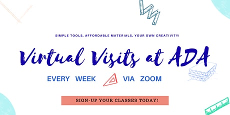 Adaptive Design's Virtual Visits tickets