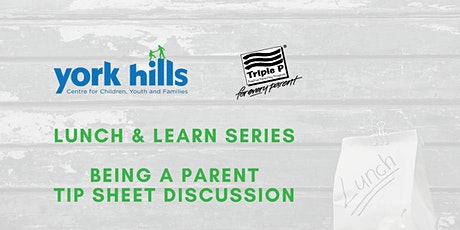 Being a Parent - Triple P Tip Sheet Discussion tickets
