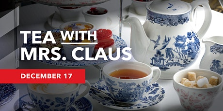 Tea with Mrs. Claus tickets