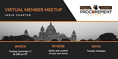 Virtual Member Meetup India