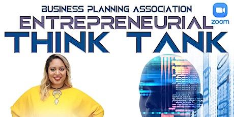 Entrepreneurial Think Tank billets