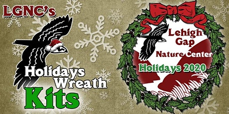 Pick Up a Holiday Wreath Kit from LGNC! (Non-member Registration) tickets