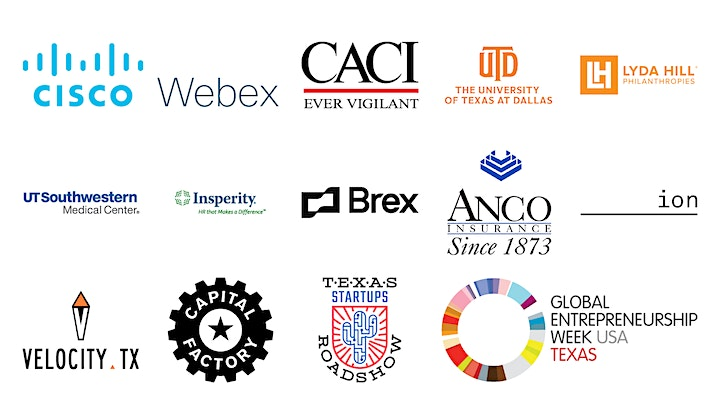 Texas Startups Roadshow at GEW presented by Cisco (Virtual Edition) image