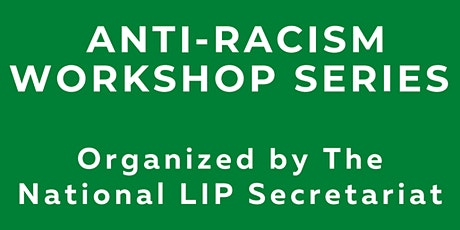 Anti-Racism Workshop Series tickets