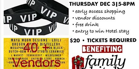 Campfire Winter Market VIP Night tickets