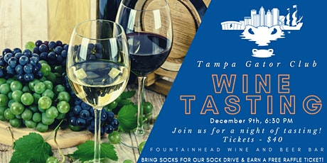 Wine Tasting and Networking Event tickets