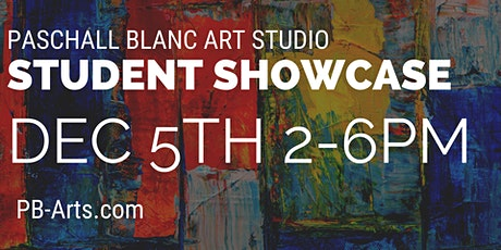 Paschall Blanc Student Showcase tickets