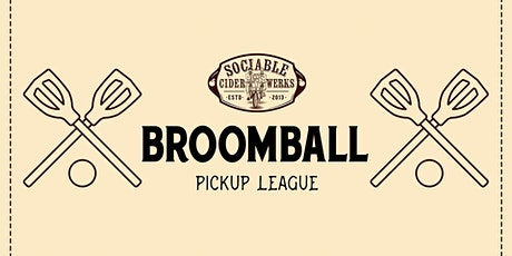 Sociable Broomball League tickets