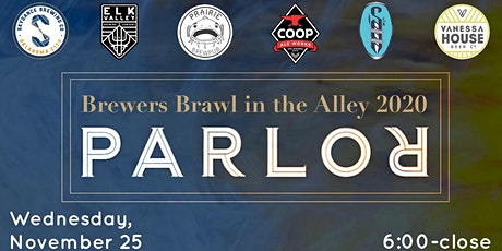 Brewers Brawl in the Alley tickets