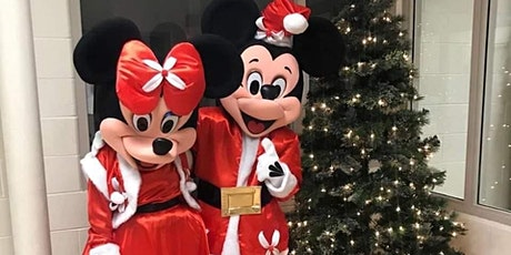 Davis Cookie Collection Pre-Christmas Celebration with Mickey and Minnie tickets