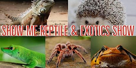 Show Me Reptile & Exotics Show St.Louis tickets