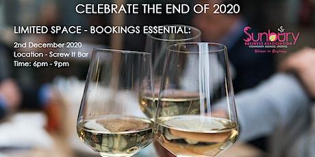2020  - What a year - Screw It Wine Bar & Deli tickets