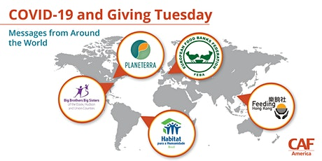 Podcast: COVID 19 and Giving Tuesday Messages From Around the World tickets