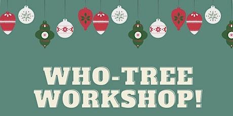 Funky Petals Sherwood Park - Who-Tree Workshop tickets