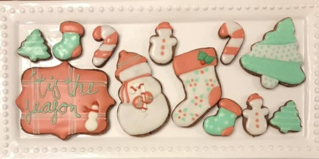 Holiday Cookie Decorating tickets