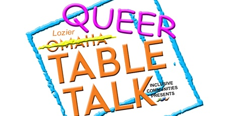 Queer Table Talk: Transgender Day of Visibility tickets