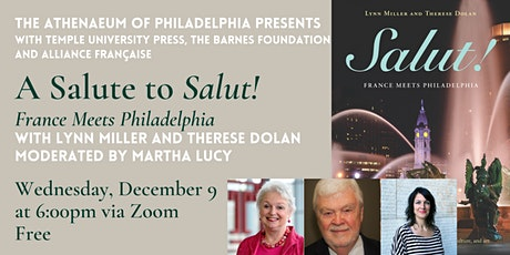 A Salute to Salut! France Meets Philadelphia tickets
