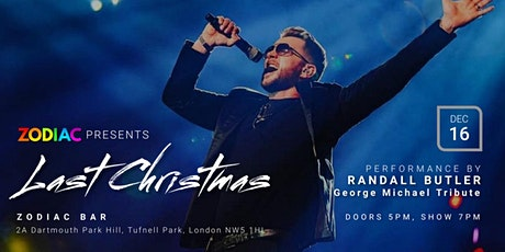 Last Christmas - George Michael Tribute tickets