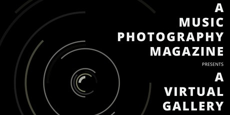 A Virtual Music Photography Gallery tickets