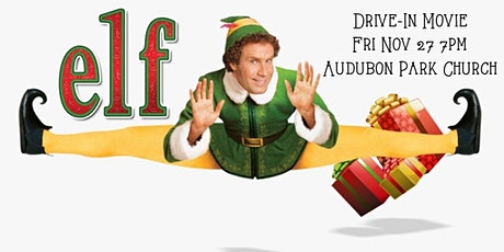 Christmas Kickoff Drive-In Movie ELF tickets